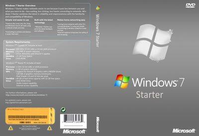 Windows 7 Starter Crack Free Download Full Version Patch version