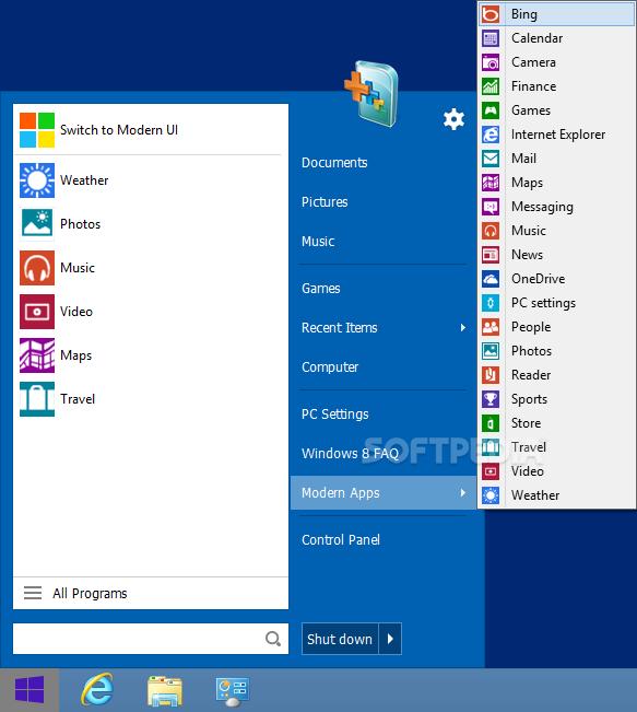IObit Start Menu 8 Pro 5.2.0.6 With Crack + Serial key { 2020 }