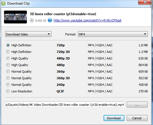 4k Video Downloader 4.12.3.3420 crack &  Serial key free download